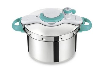SEB P4624816 ClipsoMinut' Easy cocotte-minute