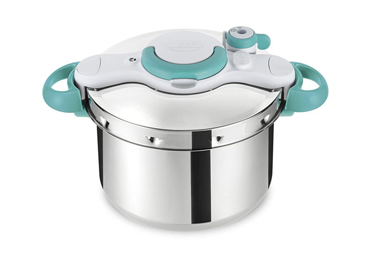 SEB P4624816 ClipsoMinut' Easy : une cocotte-minute moderne